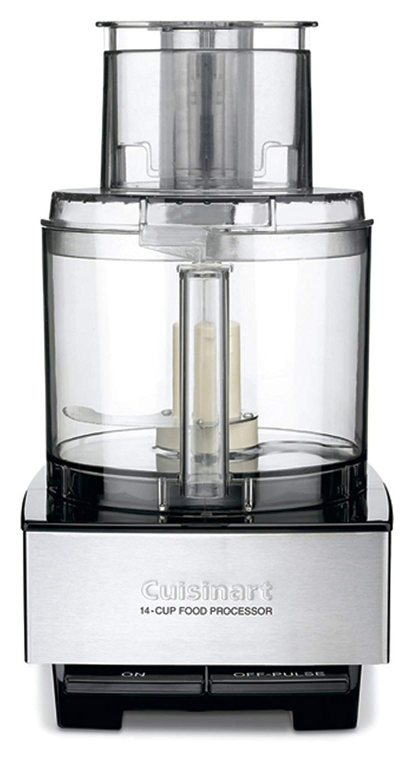 Cuisinart dfp-14bcny review, 14-Cup Food Processor, Brushed Stainless Steel