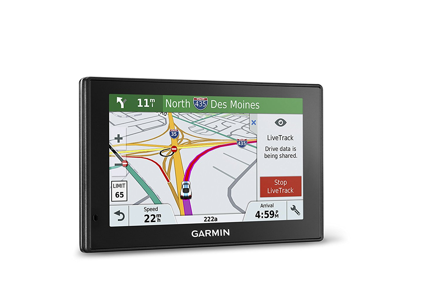 Garmin driveassist 51 lmt-s review