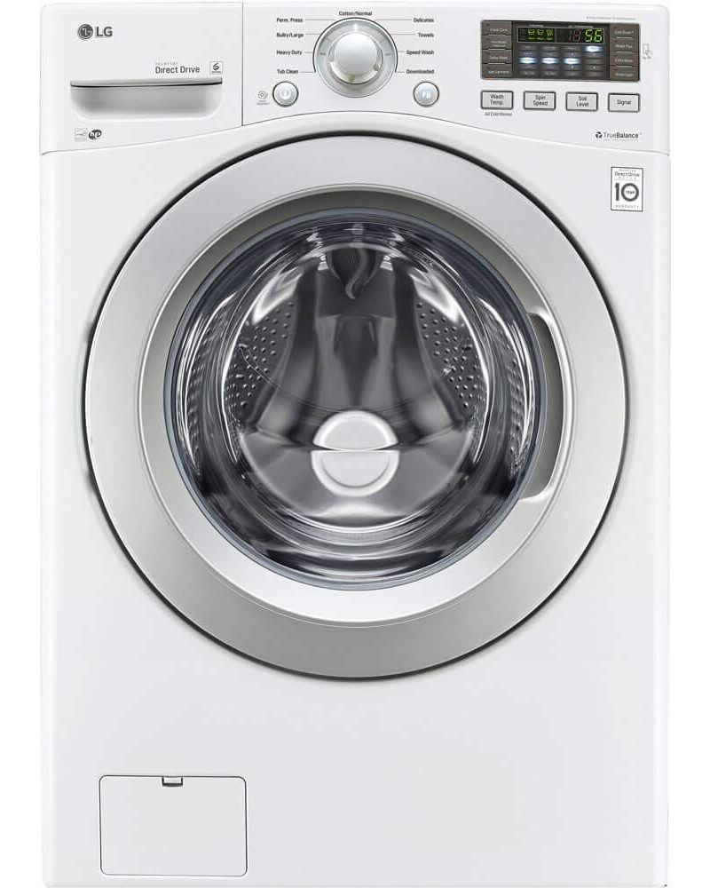 LG Washer WM3270CW Review, 27″ Front Load with 4.5 cu. ft. Capacity, in White