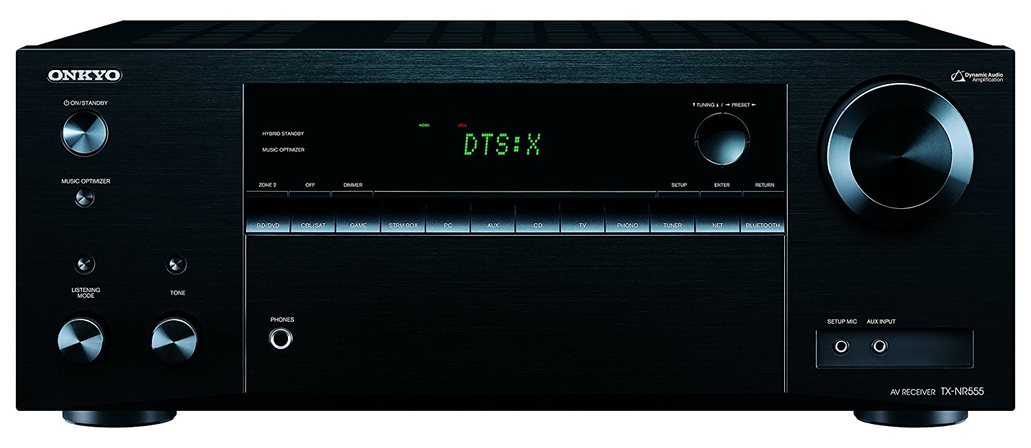 Onkyo tx-nr555 review, 7.2-Channel Network A/V Receiver