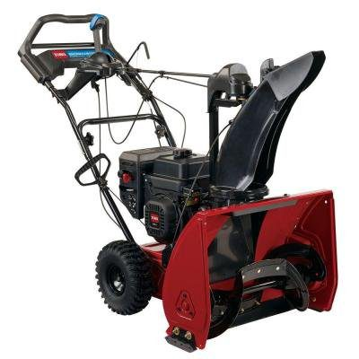 Toro Snowmaster 724 QXE Review, 24 in. Gas Snow Blower