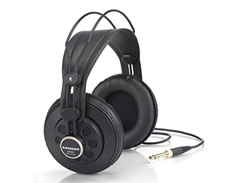 Samson SR850 Semi-Open-Back Studio Reference Headphones