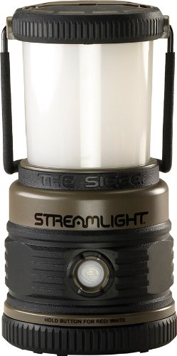 "The Streamlight 44931 Siege Compact, Rugged 7.25"" Hand Lantern"