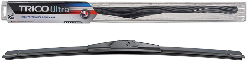 "TRICO Ultra 13-260 High-Performance Beam Wiper Blade - 26"" (Pack of 1)"