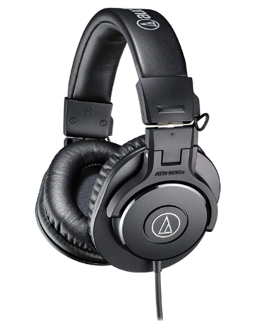 E:\Rahul Ji AMAZON\TechUnderworld\Posts and Upload 30112018\Audio-Technica ATH-M30x Professional Studio Monitor Headphones Black.jpg