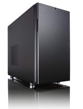 Fractal Design Define R5 Gaming Case Cases FDCADEFR5BK