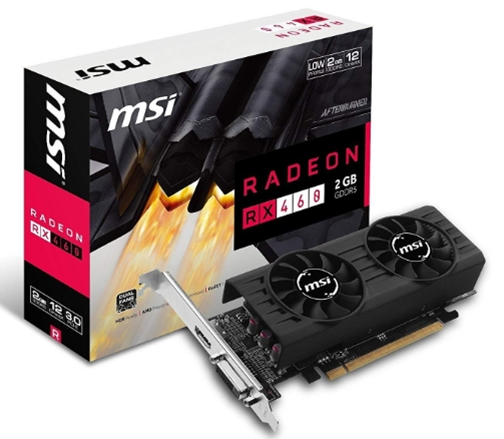 E:\Rahul Ji AMAZON\TechUnderworld\Posts and Upload 30112018\MSI RX 460 2GT LP Gaming Radeon RX 460 2GB GDDR5 Crossfire DirectX 12 Grap
