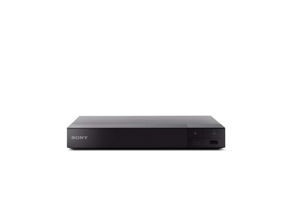 Sony BDPBX650 Blu-Ray Player with Wi-Fi