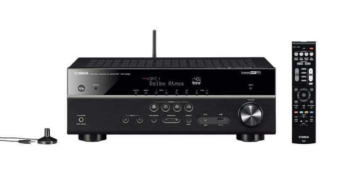 Yamaha TSR-5830 7.2 Channel Network AV Receiver