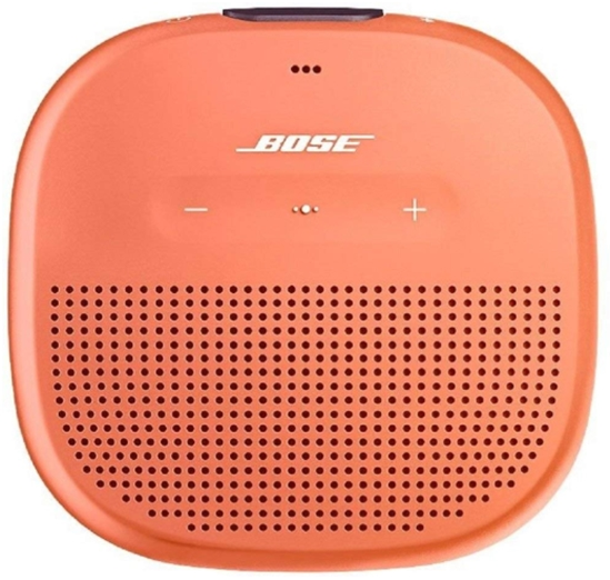 Bose SoundLink Micro Bluetooth speaker - Bright Orange_ Electronics