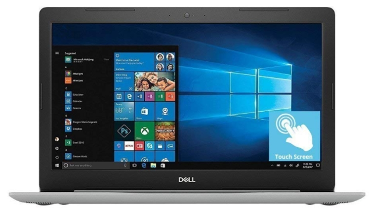 Dell Inspiron 15 5000 15.6 inch Full HD Touchscreen Backlit Key