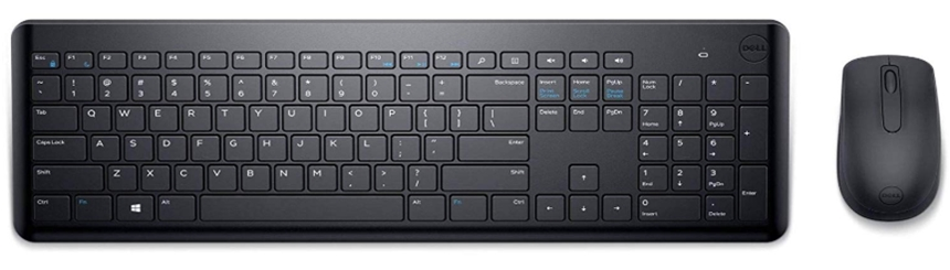Dell KM117 Wireless Keyboard & Mouse_ Computers & Accessories