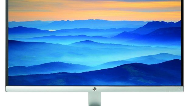 HP 27er 27-in IPS LED Backlit Monitor (T3M88AA#ABA)_ Computers & Acc