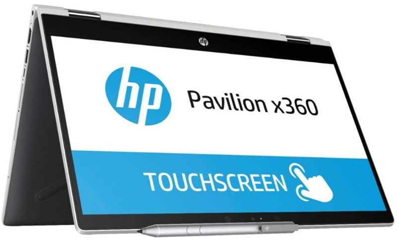 HP Pavilion x360 2-in-1 14 HD Touch-Screen Laptop Notebook Comp