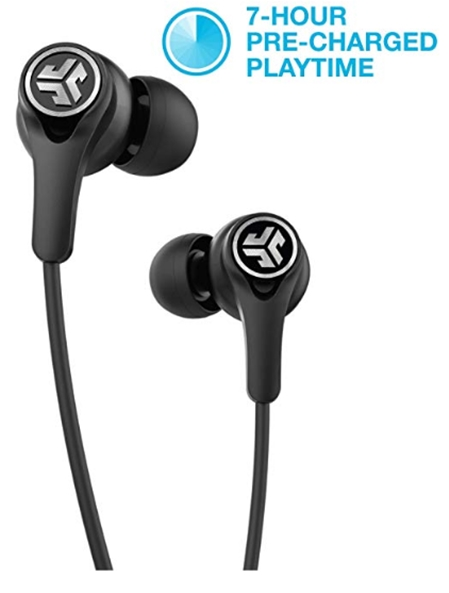 JLab Audio Epic Executive Wireless Active Noise Canceling Earbuds _