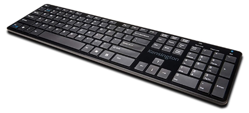 Kensington KP400 Bluetooth and USB Switchable Keyboard for Windows,