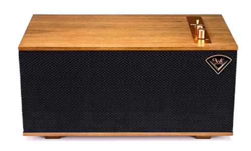 Klipsch Heritage Wireless Three Tabletop Stereo System (Walnut)_ Ele
