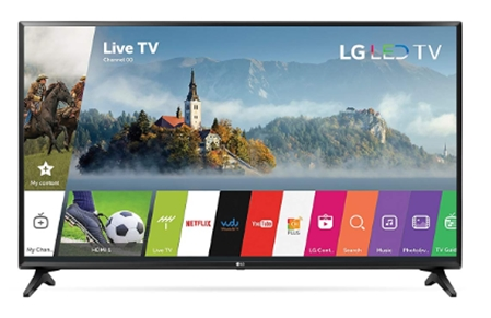LG Electronics 43LJ5500 43-Inch 1080p Smart LED TV (2017 Model)_ Ele