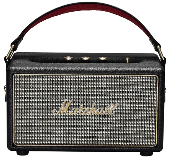 Marshall Kilburn Portable Bluetooth Speaker, Black (4091189)_ Electr
