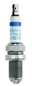 Bosch (4504) Platinum IR Fusion Spark Plug, (Pack of 1)_ Automotive