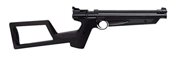 Crosman P1322 With Shoulder Stock, Black air pistol _ Sports & Outd