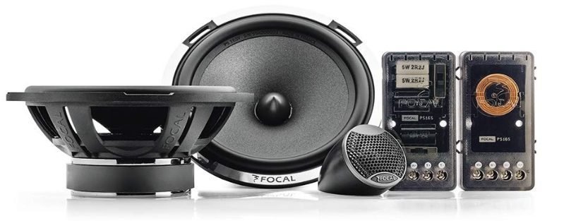 Focal PS 165 6.5_ 160 Watts RMS 2-Way Performance Series Component S
