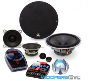 JL Audio C5-653 Evolution C5 Series 6.5_ 3-Way Component System_ Cel