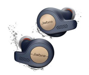 Jabra Elite Active 65t Alexa Enabled True Wireless Sports Earbuds wi