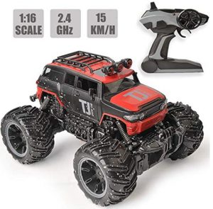 RC Car Remote Control Car, 1_16 Scale Electric RC Vehicles Off Road
