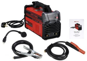 Amico 160 Amp Digital Display LCD Stick ARC Welder IGBT DC Inverter 115 & 230V D