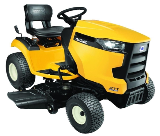 Cub Cadet XT1 Enduro Series Kohler Hydrostatic Gas Front-Engine Rid