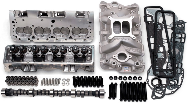 Edelbrock 2022 E-Street Power Package Top End Engine Kit_ Automotive