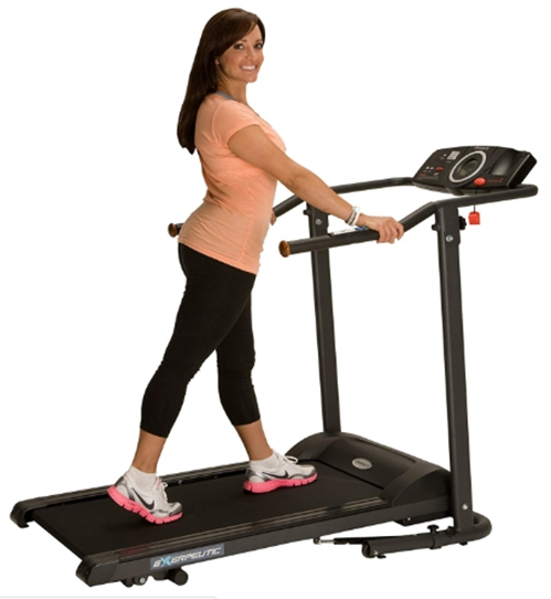 Exerpeutic TF1000 Ultra High Capacity Walk to Fitness Electric Trea