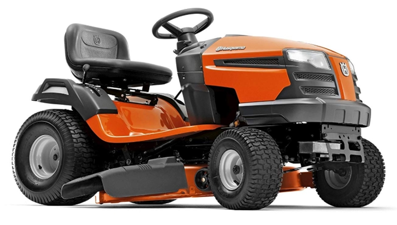 Husqvarna LTH1738, 38 in. 17 HP Loncin Hydrostatic Gas Riding Lawn
