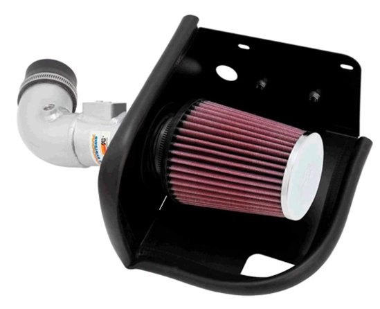 K&N Performance Cold Air Intake Kit 69-3531TS with Lifetime Filter f