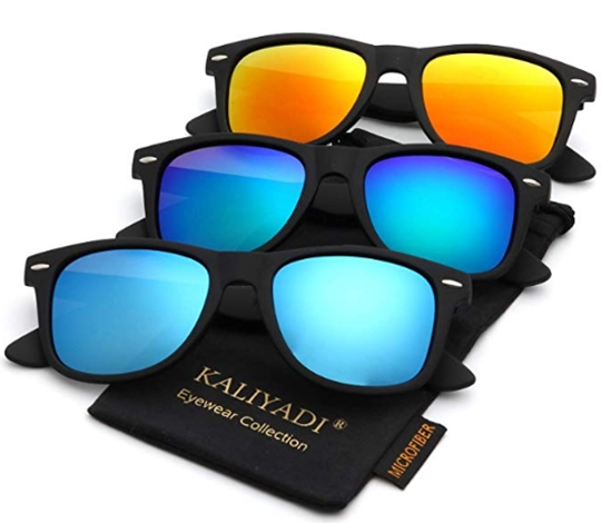 Polarized Sunglasses for Men and Women _ Matte Finish Sun glasses _