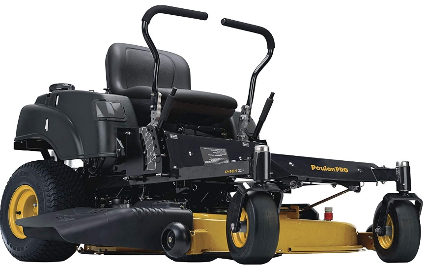 Poulan Pro P46ZX, 46 in. 22 HP Briggs & Stratton Zero Turn Riding M
