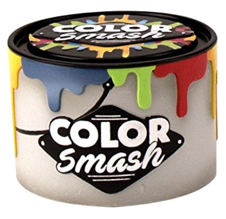 Pressman Toys Color Smash Tin in Box Game_ Toys & Games