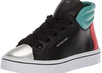 Skechers Women's Hi-Lite-Color Block Sneaker _ Shoes