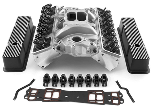 Speedmaster 1-435-004 Chevy SBC 350 Straight Cylinder Head Top End E
