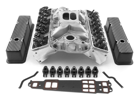 Speedmaster 1-435-005 Chevy SBC 350 Straight Cylinder Head Top End E