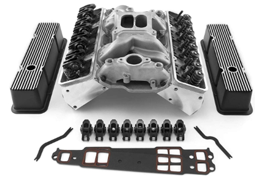 Speedmaster 1-435-006 Chevy SBC 350 Straight Cylinder Head Top End E