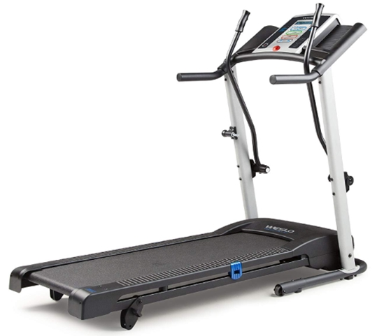 Weslo Crosswalk 5.2T Treadmill _ Sports & Outdoors