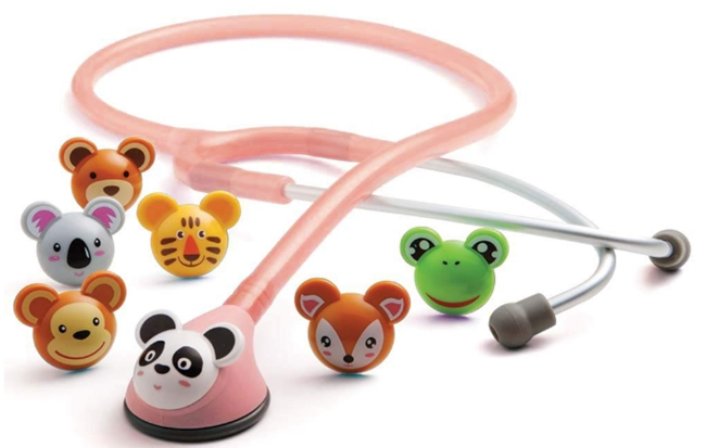 ADC Adscope Adimals 618 Pediatric Stethoscope With Tunable Afd Techn