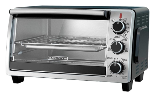 BLACK+DECKER TO1950SBD 6-Slice Convection Countertop Toaster Oven, I