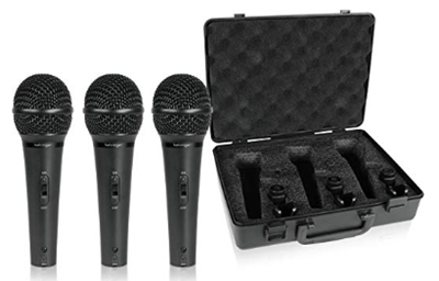Behringer Ultravoice XM1800S Dynamic Cardioid Vocal and Instrument M