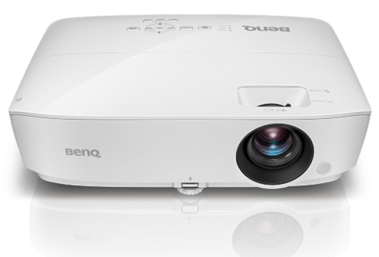 BenQ MW526AE 1080p Supported WXGA 3300 Lumens HDMI Vibrant DLP Color