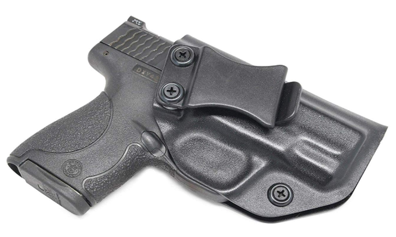 Concealment Express IWB KYDEX Holster_ fits Smith & Wesson M&P Shie