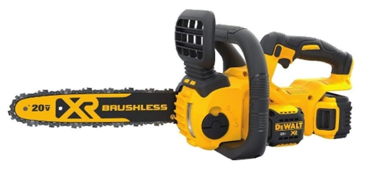 DEWALT DCCS620P1 20V MAX Lithium-Ion XR Brushless Compact 12 in. Co
