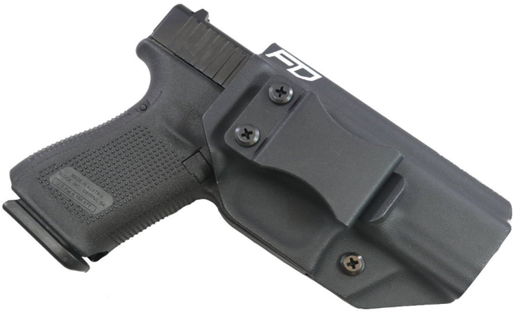 Fierce Defender IWB (Inside Waistband) Kydex Holster Glock 19 23 32